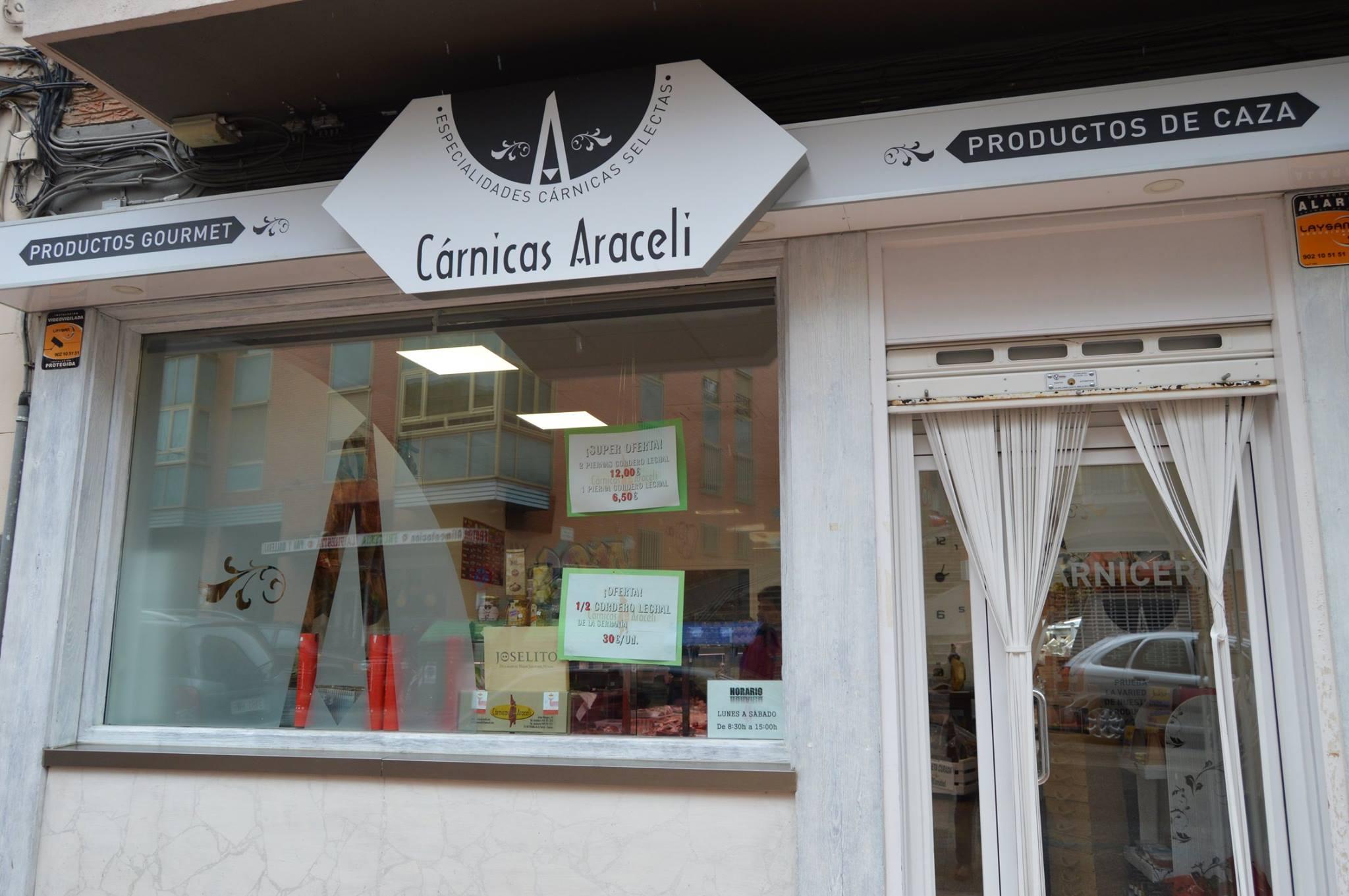 Cárnicas Araceli Cuenca