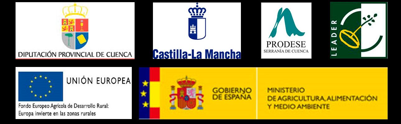Entidades colaboradoras con Cordero Serrania de Cuenca